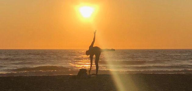 Vinyasa Yoga Concentration